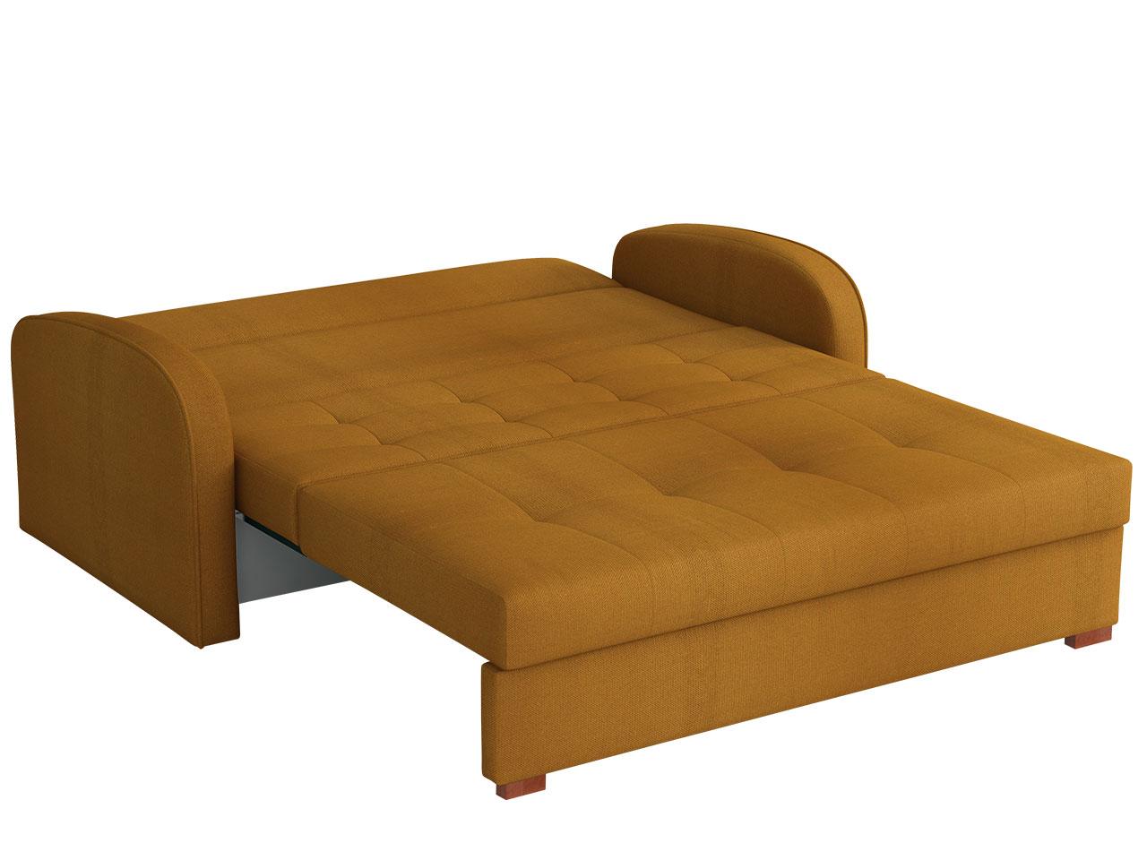 Sofa Lisa Gold III Dreisitzer Couch Mit Schlaffunktion Und